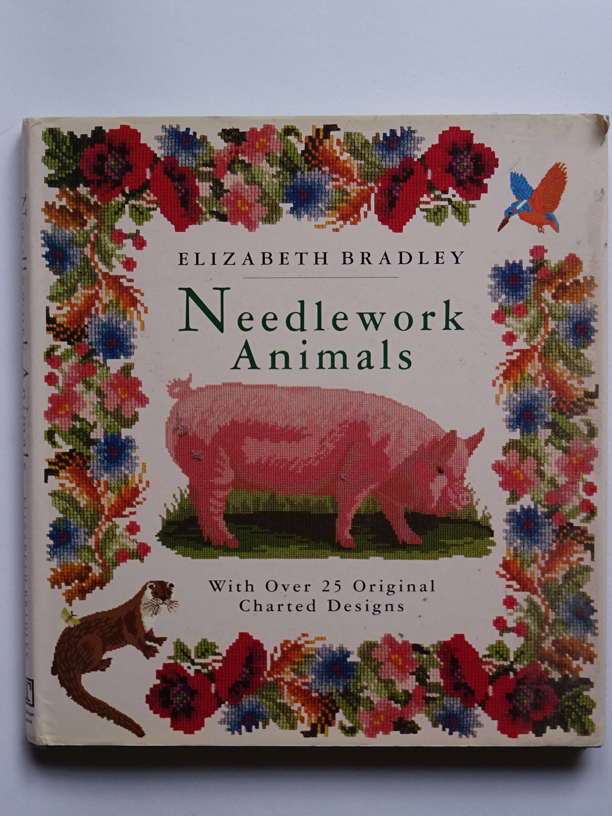 Bradley, Elizabeth - Needlework Animals