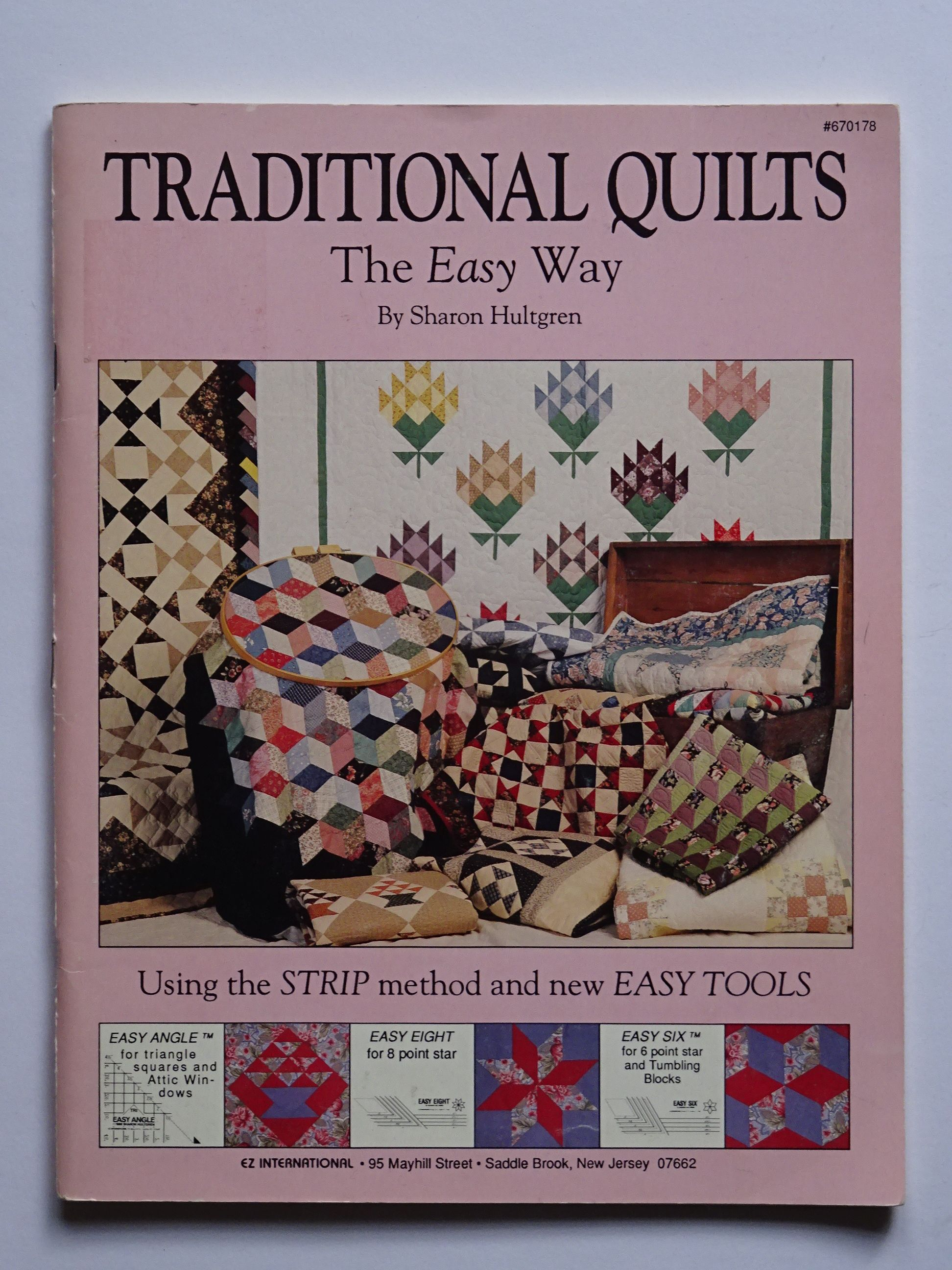 Hultgren. Sharon - Traditional Quilts The Easy Way