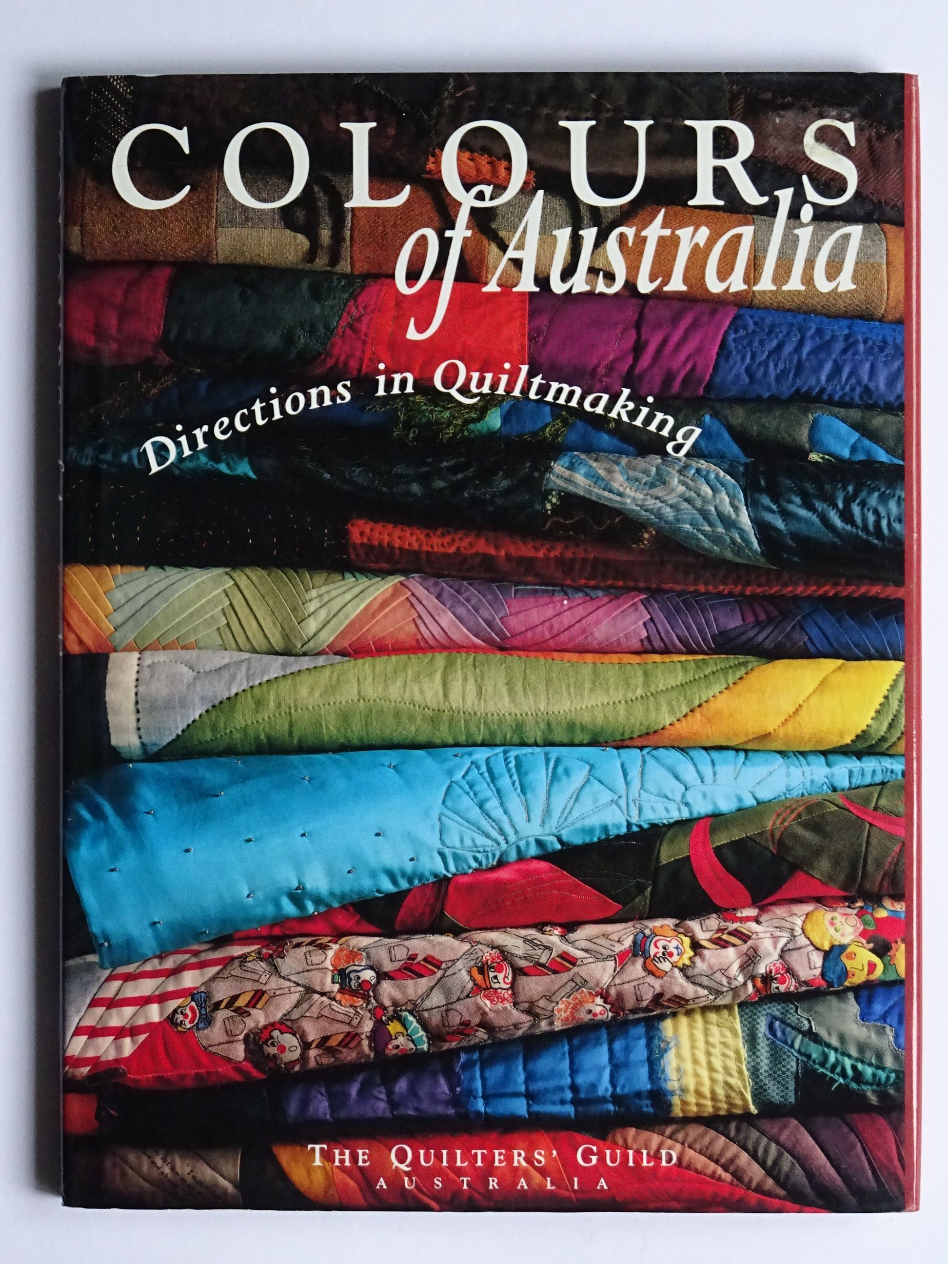 Quilters Guild of Australia - Colours of Australia