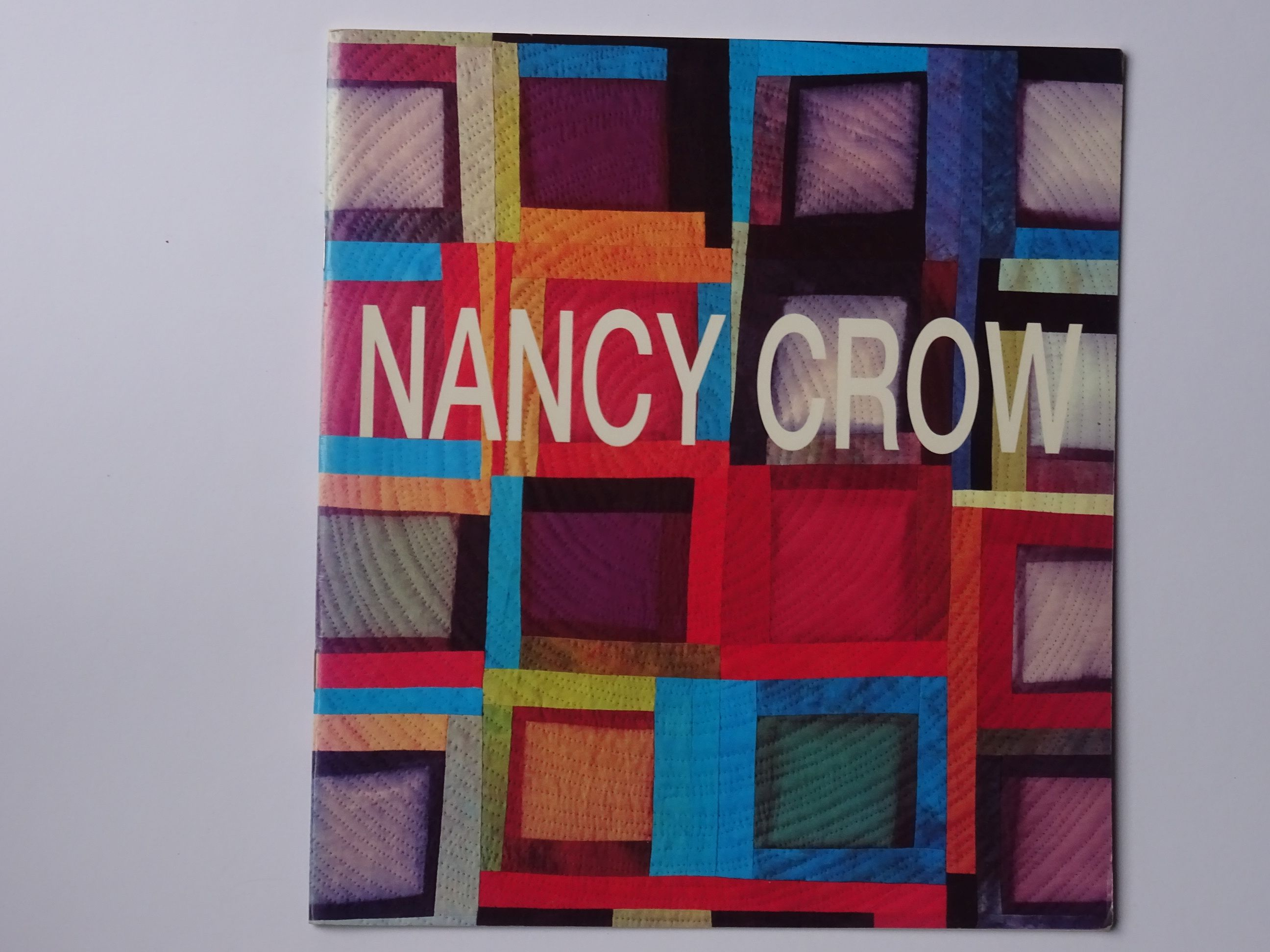 Crow, Nancy – Katalogue Work in Transition