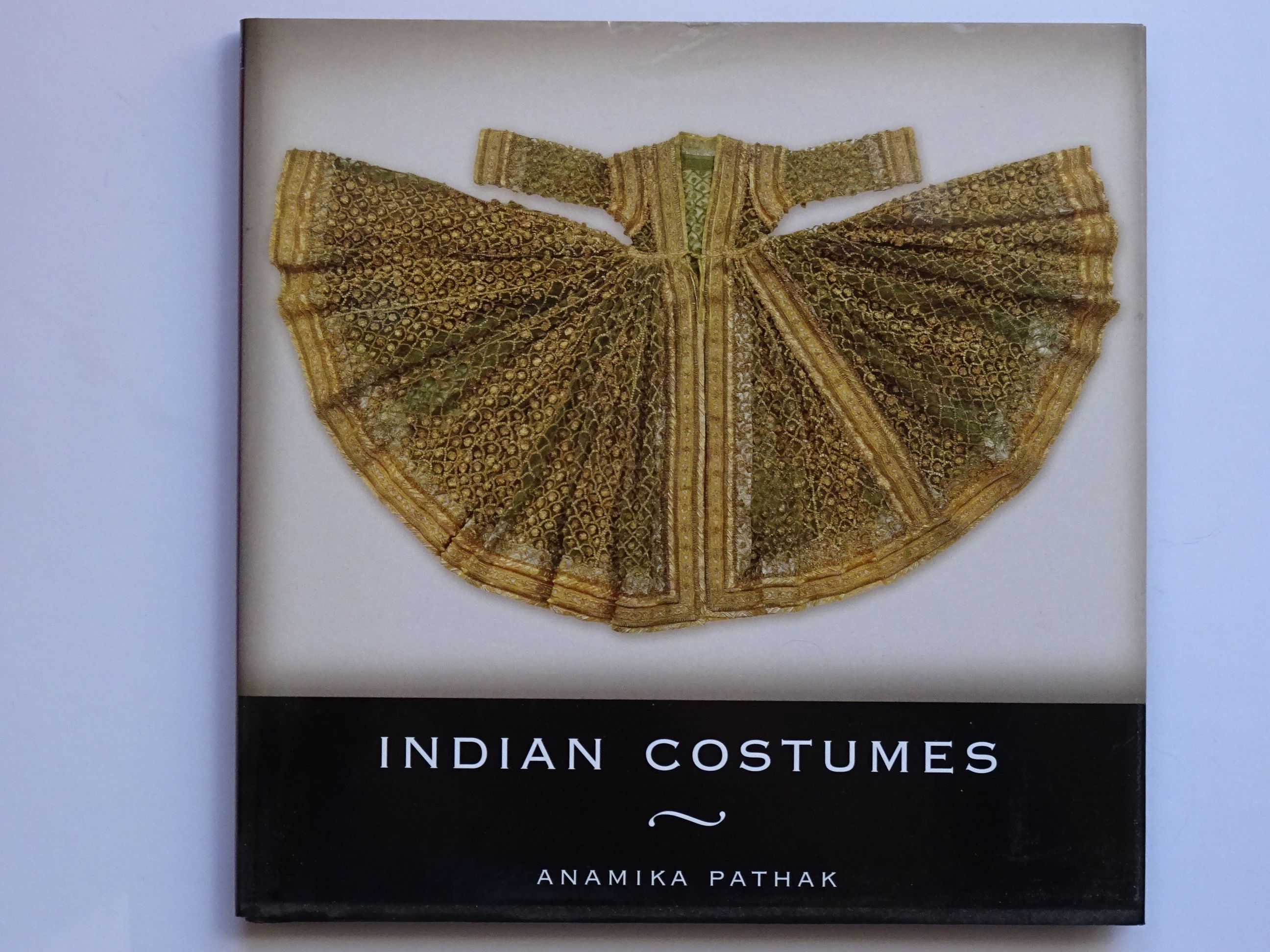 Pathak, Anamika - Indian Costumes